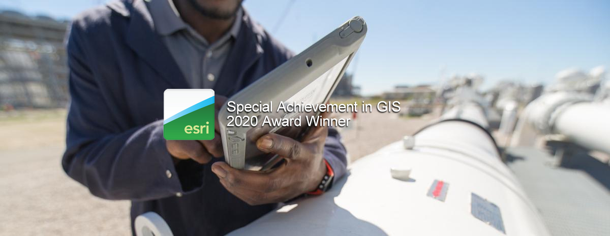 ESRI HONORS WILLIAMS PIPELINE AND GLOBAL INFORMATION SYSTEMS FOR GROUNDBREAKING UPGRADE